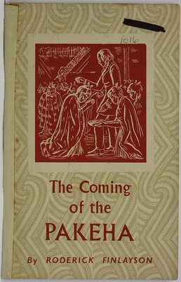 The Coming Of The Pakeha