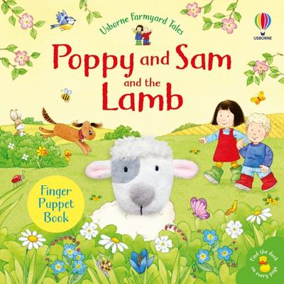Poppy and Sam Finger Puppet: Poppy and Sam and the Lamb