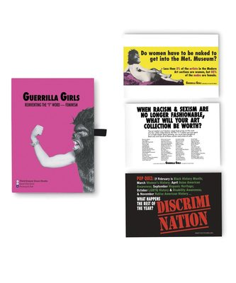 Guerrilla Girls Reinventing the FWord - Feminism