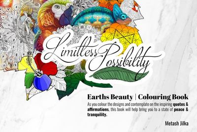 Earths Beauty | Colouring Book
