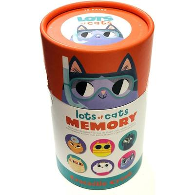 Lots of Cats Memory Tube