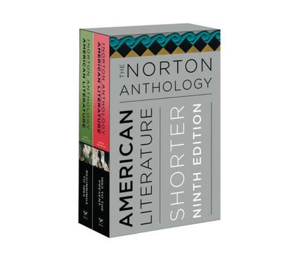 The Norton Anthology of American Literature - American Literature