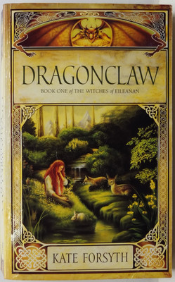 Dragonclaw (Witches of Eileanan #1)