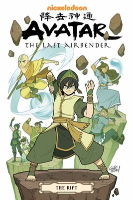 Avatar: the Last Airbender -The Rift Omnibus