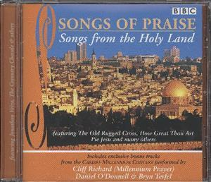 CD Songs from the Holy Land (BBC)
