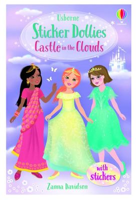 Sticker Dollies: Castle in the Clouds