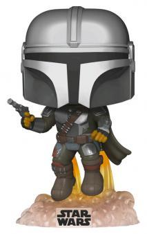 Pop! Mandalorian Flying - Star Wars: The Mandalorian