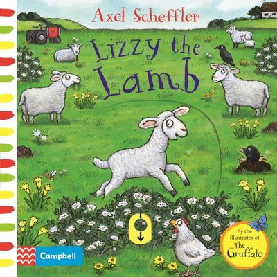 Lizzy the Lamb
