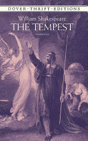 The Tempest - Dover Thrift Edition