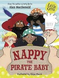 Nappy the Pirate Baby