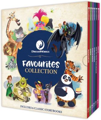Dreamworks Favourites Collection