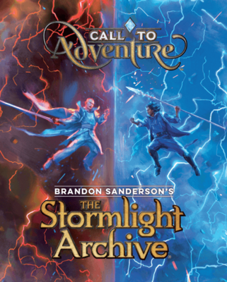 Call to Adventure The Stormlight Archive