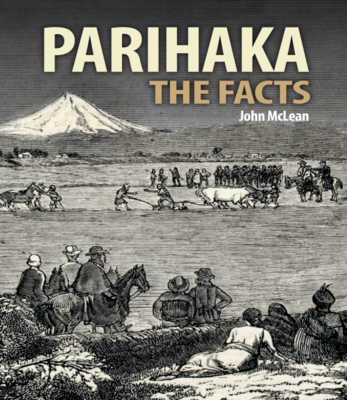 Large parihaka cover