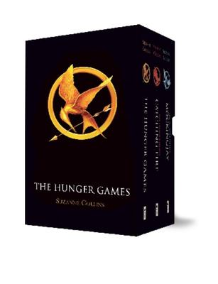The Hunger Games Trilogy Slipcase (Adult Edition Covers)