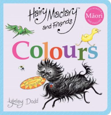 Colours in English and Maori (Hairy Maclary and Friends)