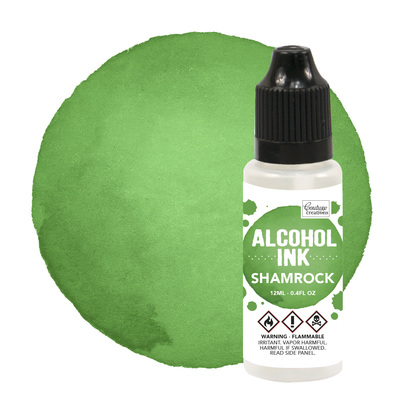 Large co727301 shamrock alcohol ink   12ml bottle