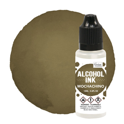 Mochachino Alcohol Ink - 12ml CO727310