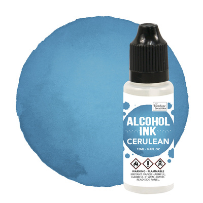 Cerulean Alcohol Ink - 12ml CO727317