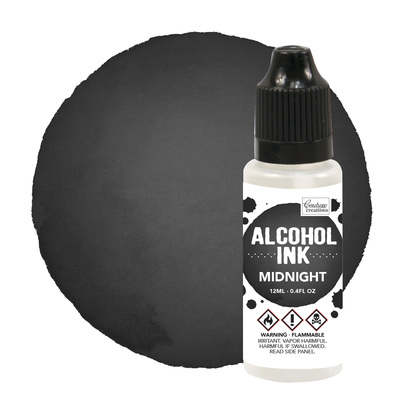 Midnight Alcohol Ink - 12ml CO727322