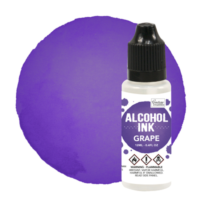 Grape Alcohol Ink - 12ml CO727324