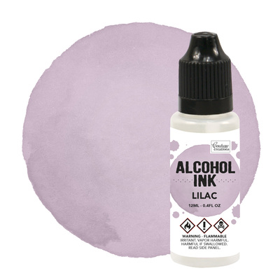 Lilac Alcohol Ink - 12ml CO727329