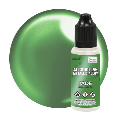 Jade Metallic Alcohol Ink - 12ml CO727890