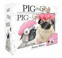Pig the Grub Box Set with Plush