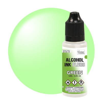 Green Fluro Alcohol Ink - 12 ml CO727958