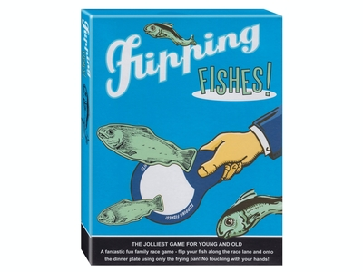 Flipping Fishes Game