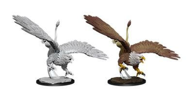 Diving Griffon - D&D Nolzurs Marvelous Unpainted Miniatures