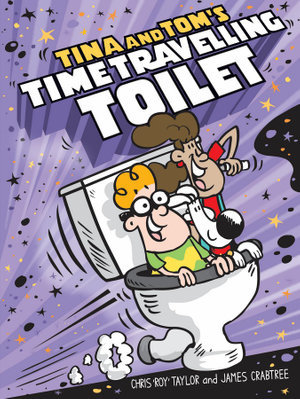 Large tina and tom s time travelling toilet