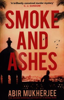 Smoke and Ashes (#3 Wyndham and Bannerjee)