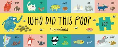 Who Did This Poo? (100 piece puzzle)