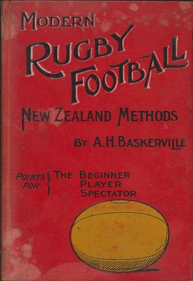Modern Rugby Football - New Zealand Methods