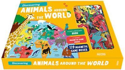 Discovering Animals Around the World (My Magnetic Box Set)