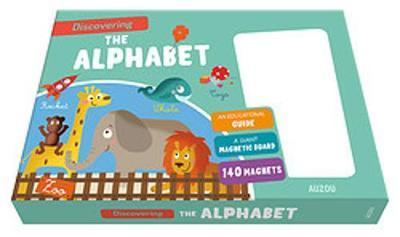 My Magnetic Box Set: Discovering the Alphabet