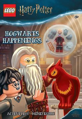 Hogwarts Happenings (Lego Harry Potter)
