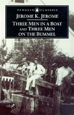 Large maleny bookshop three men in a boat   three men on the bummel