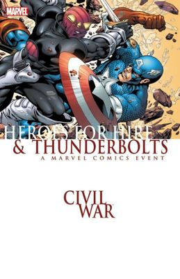 Civil War - Heroes for Hire/Thunderbolts