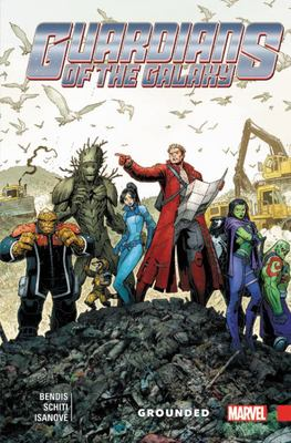 Guardians of the Galaxy: New Guard Vol. 4 - Grounded