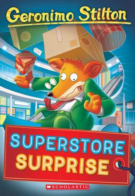 Superstore Surprise (Geronimo Stilton #76)
