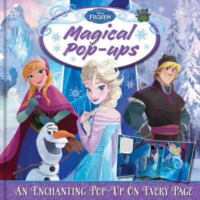 Frozen: Magical Pop-Ups (Disney)