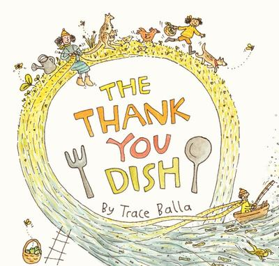 The Thank You Dish (PB)