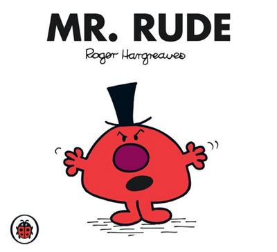 Mr Rude (Mr Men & Little Miss)
