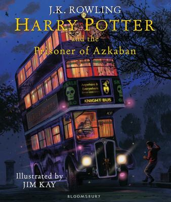 Harry Potter and the Prisoner of Azkaban  (Illustrated Edition HB #3)