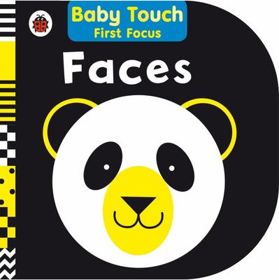 Faces (Ladybird Baby Touch First Focus)