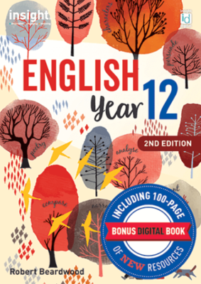 Insight English Year 12 2E + Bonus Digital Book - Cengage
