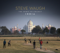 Homepage ste waugh the spirit of cricket india cover flat