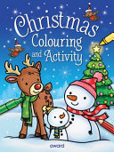 Christmas Colouring and Activity