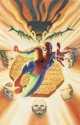 Amazing Spider-Man: the Lifeline Tablet Saga